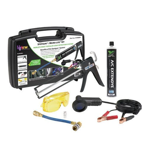 UView 414500A A/C ExtenDye Leak Detection Kit by UView