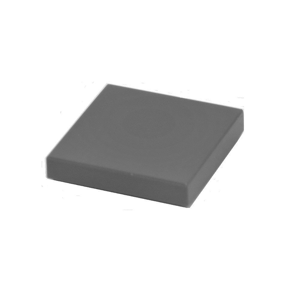 Part 3068  Black x50 LEGO® 2 x 2 Tile Brand New Part