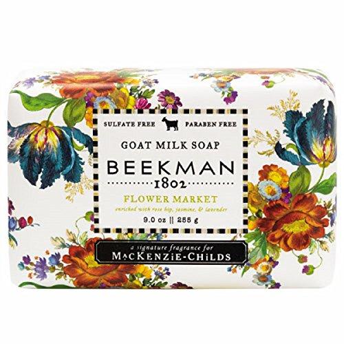 Beekman 1802 Goat Milk Soap Bar (Flower Market) 9.0 ounces -