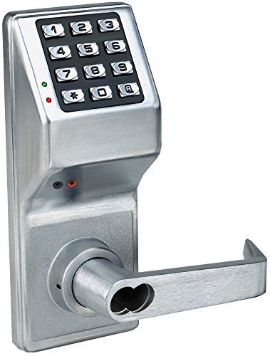 Alarm Lock Systems Inc. DL2800IC US26D Trilogy Digital Lock Cylindrical Ic 26D, Satin Chrome