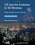 LTE and the Evolution to 4G Wireless, Agilent Technologies Staff, 1119962579
