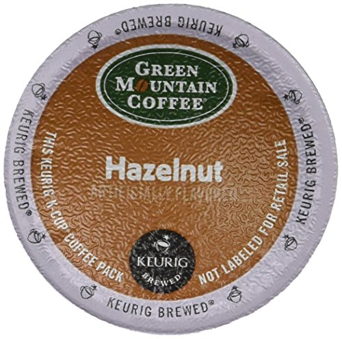 (Green Mountain Coffee Hazelnut, K-Cups For Keurig Brewers, 24-Count Boxes (Pack of 2))