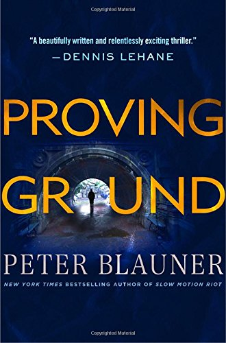 Proving Ground (Lourdes Robles Novels)
