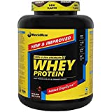 MuscleBlaze Whey Protein with free Gym Bag - 2 kg (Rich Milk Chocolate)