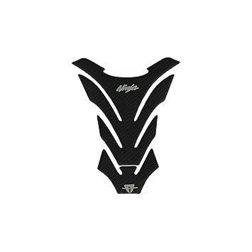 PRO-KODASKIN Real Carbon Tank Pad Sticker Decal Emblem GRIPPER STOMP GRIPS EASY for Hayabusa GSXR1300 GSX1300R