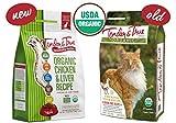 Tender & True Organic Chicken & Liver Recipe Cat Food, 3 lb