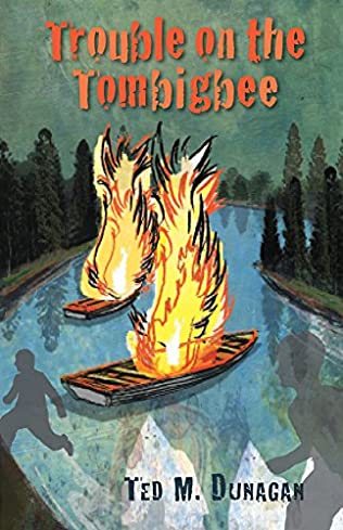 book cover of Trouble on the Tombigbee