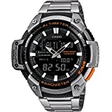 Casio Sgw-450hd-1ber Twin Sensor: Altimeter/barometer/thermometer - Best Reviews Guide