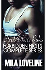 Stepbrother's Rules (Forbidden Firsts Complete Series) by Mila Loveline (2015-04-01) Paperback