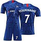 HERW Men Children Customized Football Jerseys Men Boys Soccer Clothes Sets Custom Name and Number