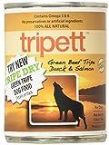 Tripett Beef Tripe, Duck & Salmon - 12 x 13 oz