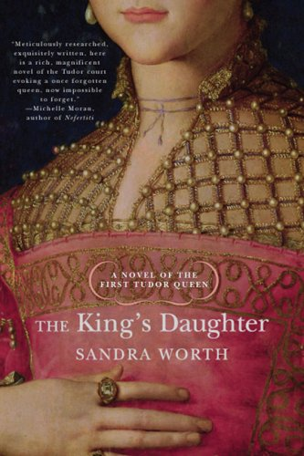 Book cover for The King's Daughter
