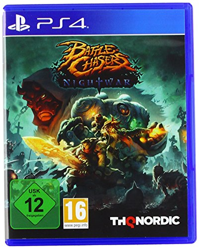 Battle Chasers  Nightwar  Playstation Ps4