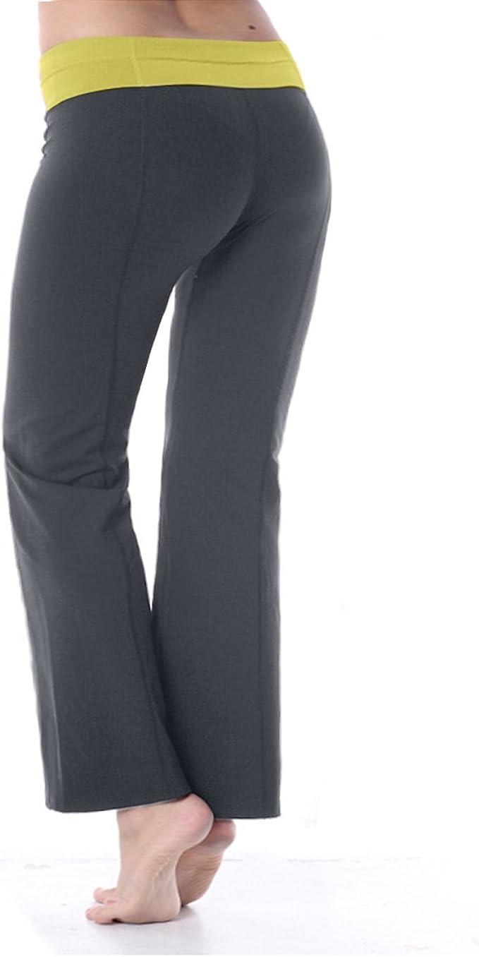 Amazon.com: onlymaker truactivewear - Pantalones de yoga ...