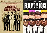 Early 90's Game Changer Movies: The Usual Suspects (Special Edition) & Reservoir Dogs (Special Edition) 2 DVD Pack