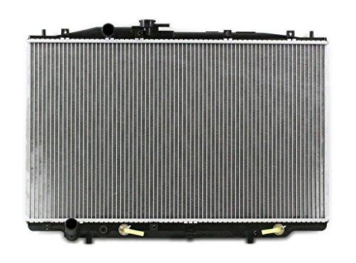 (Radiator - Pacific Best Inc For/Fit 2939 07-08 Acura TL AT Plastic Tank Aluminum Core )