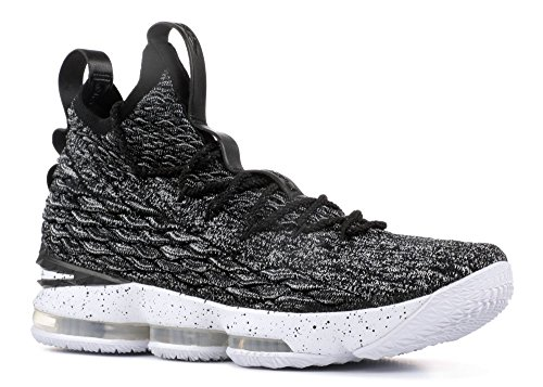 Nike Lebron XV Ashes basketball shoes lebron james black/white-white NEW 897648-002 - 10
