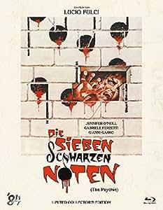 Die sieben schwarzen Noten (The Psychic) [Alemania] [Blu-ray]
