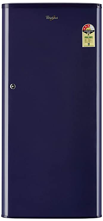 Whirlpool 190 L 3 Star Direct-Cool Single Door Refrigerator (WDE 205 CLS  3S, Blue): Amazon.in: Home & Kitchen