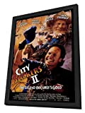 City Slickers 2: The Legend of Curly's Gold 27 x 40 Movie Poster - Style A - in Deluxe Wood Frame