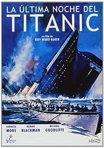 La Ultima Noche Del Titanic (Dvd Import) (European Format - Region 2)