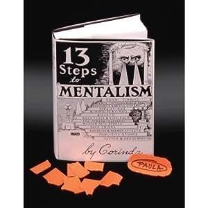"""Libro """"13 Pasos Hacia el Mentalismo"""", por Corinda (Lengua Inglesa)"""