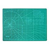 FINCOS A1 60cmX90cm PVC Cutting Mat Double Side Work Pad Cutting Pad Manual DIY Cutting Board Mobile LCD Screen Repair Mat Plate - (Color: A1 90cmX 60cm)