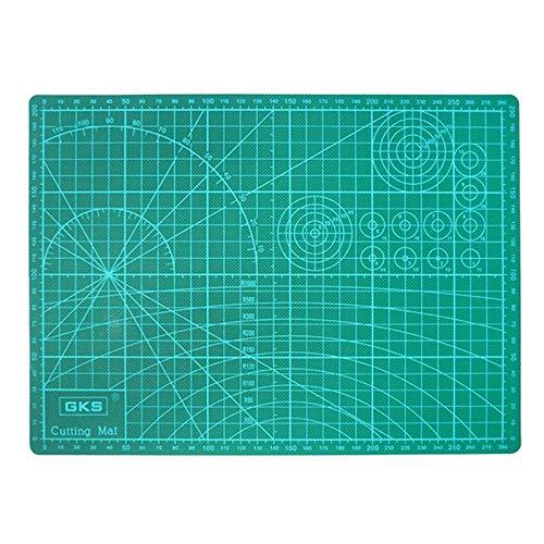 FINCOS A1 60cmX90cm PVC Cutting Mat Double Side Work Pad Cutting Pad Manual DIY Cutting Board Mobile LCD Screen Repair Mat Plate - (Color: A1 90cmX 60cm)