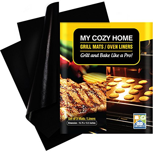 My Cozy Home Grill Mat product image
