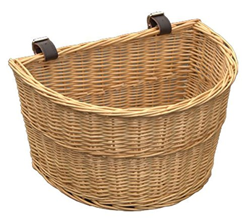 Willow Cycle Basket (Willow Bike Baskets)