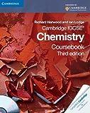 Cambridge IGCSE Chemistry Coursebook with CD-ROM, Richard Harwood and Ian Lodge, 0521153336