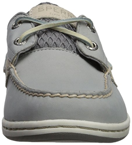 Sperry Top-sider Womens Koifish Mesh Boat Shoe Grigio