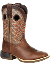 Lil' Rebel Pro Big Kid's Blue Western Boot
