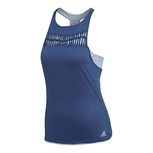 1dd1cc3405ef0 adidas Womens Melbourne Tank Top at Amazon Women's Clothing store