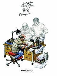 Derib : Sous l'oeil de Jijé et Franquin