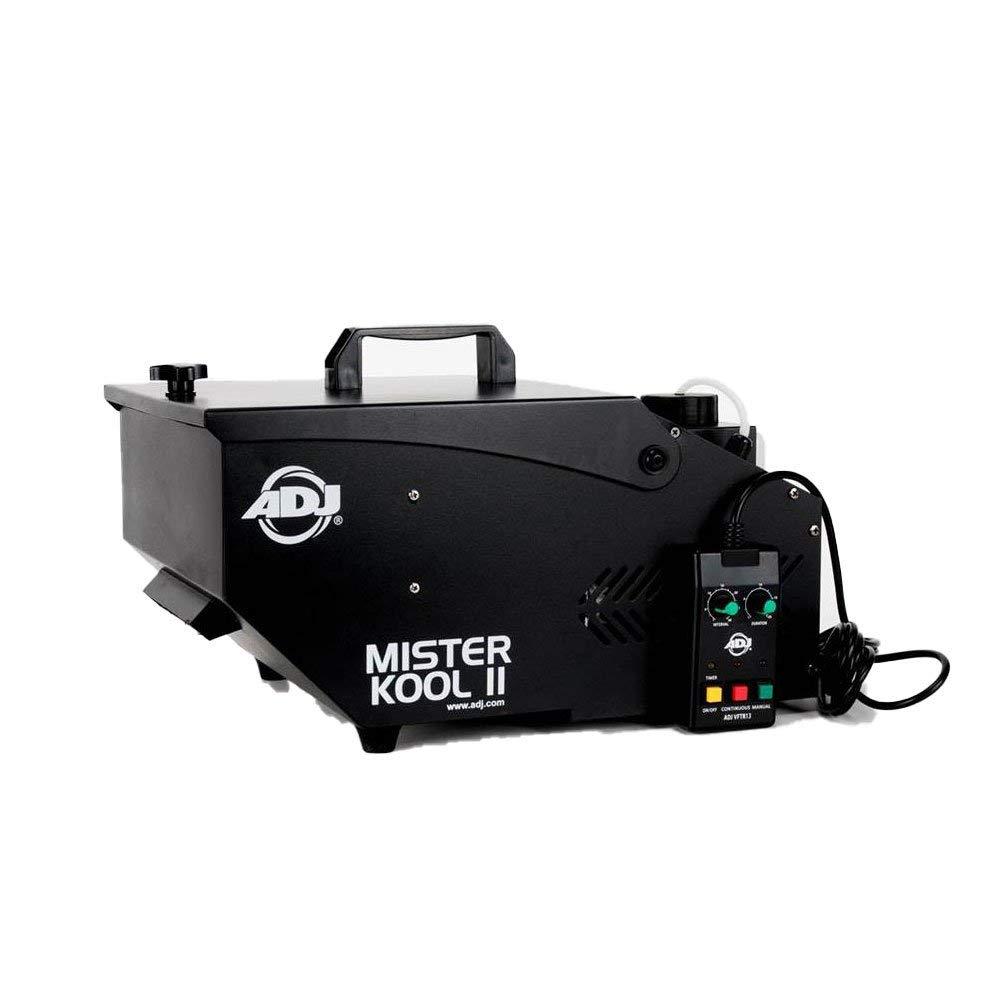American DJ Mister Kool II Wired Low Lying Water Smoke Fog Machine w/ Remote ADJ