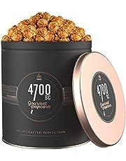 4700BC Himalayan Salt Caramel Popcorn, Tin, 550g