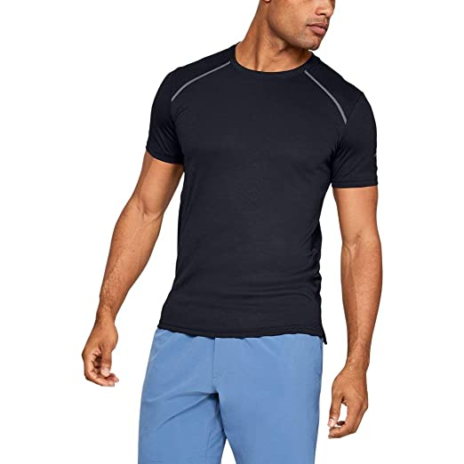 Amazon com: Under Armour Ua Iso-chill Fusion Ss: Clothing