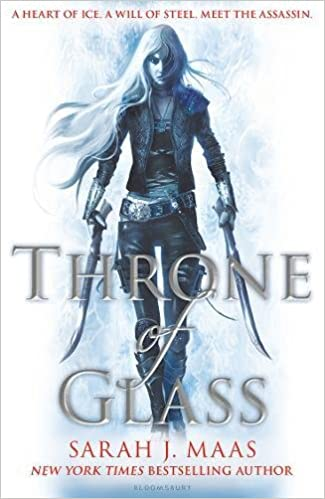 Image result for throne of glass uk edition