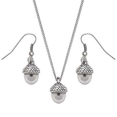 BellaMira Sterling Silver & Silver Plated Heart Star Necklace Bracelet Earrings Fine Jewellery In Gift Box MB3Vf