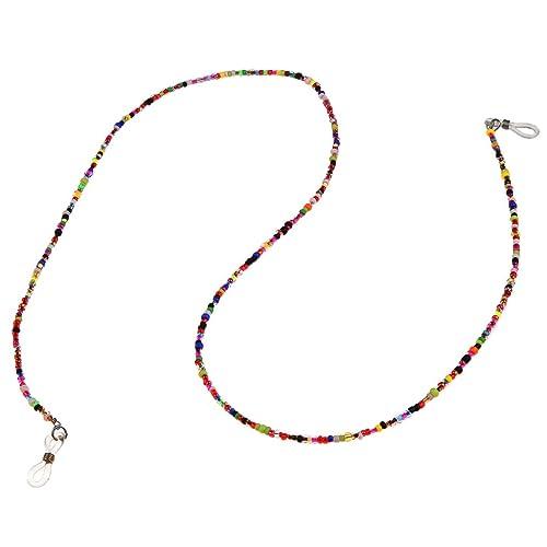 MagiDeal Colorées Petites Perles Collier Cordon Porte Lunettes de Soleil Monocle hQ66ggQdQ