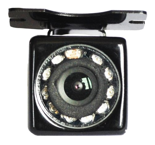 Boyo VTB689IR Bracket Mount Rear-view Back-up Camera with Night - Boyo Rear View Cameras