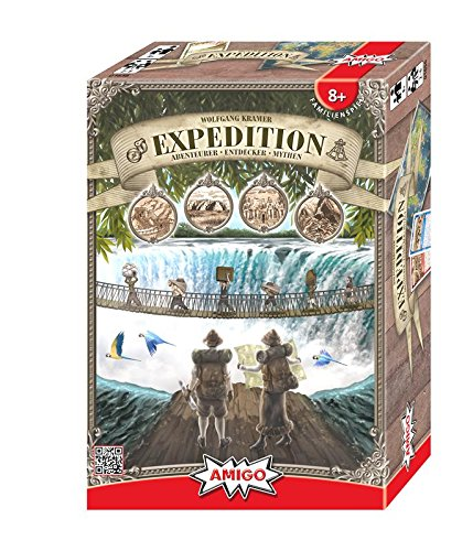 Expedition: Abenteurer - Entdecker - Mythen