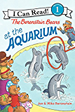 The Berenstain Bears at the Aquarium (I Can Read Level 1) (English Edition)