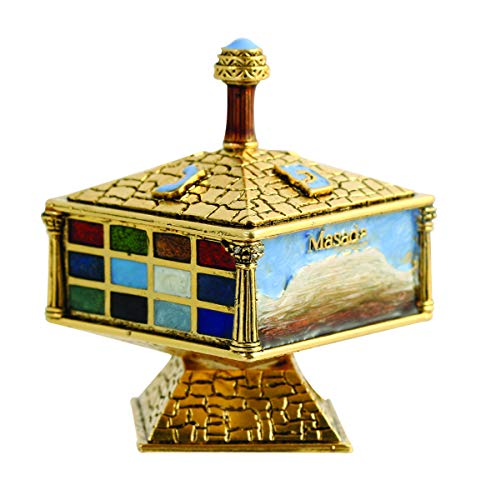 Quest Collection Masada Dreidel by Quest Collection (Image #1)