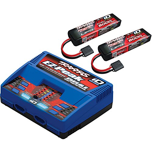 Traxxas-X-Maxx-BatteryCharger-Completer-Pack