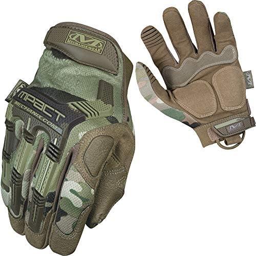 Mechanix Handschuhe M Pact Army Tactical Einsatzhandschuhe Ksk MilitÄr Airsoft Größe Xxl Farbe Multicam Bekleidung