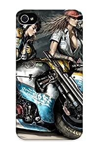 For Iphone Case, High Quality Boobs Women Cleavage Science Fiction Artwork Motorbikes For Samsung Galaxy S3 I9300 Case Cover Cases / Nice Case For Lovers