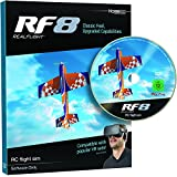 Great Planes RealFlight RF-8 RC Radio Control Simulator Software DVD Only