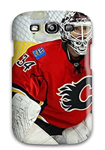 New Arrival Cover Case With Nice Design For Galaxy S3- Calgary Flames (6)